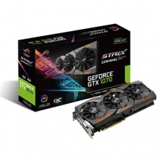Tarjeta de Video ASUS ROG STRIX GTX 1070 OC GAMING 8GB GDDR5
