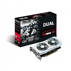 TARJETA DE VIDEO ASUS RX 460 DUAL OC 2GB DDR5