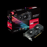TARJETA DE VIDEO ASUS ROG STRIX RX 560 4GB DDR5
