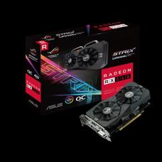 TARJETA DE VIDEO ASUS ROG STRIX RX 560 4GB DDR5