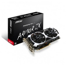 TARJETA DE VIDEO MSI R9 380 ARMOR X2 2GB DDR5