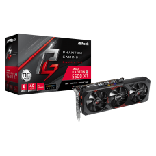 TARJETA DE VIDEO ASROCK RX 5600 XT PHANTOM GAMING 6GB DDR6