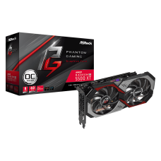 TARJETA DE VIDEO ASROCK RX 5500 XT PHANTOM GAMING 8GB DDR6 OC
