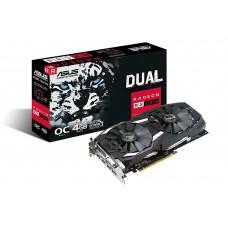 Tarjeta de Video ASUS DUAL RX 580 OC 4GB