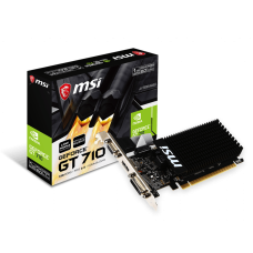 TARJETA DE VIDEO MSI GT 710 1GD3H LP
