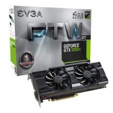 TARJETA DE VIDEO EVGA GTX 1050Ti FTW DT GAMING 4GB GDDR5