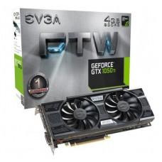 TARJETA DE VIDEO EVGA GTX 1050Ti FTW 4GB