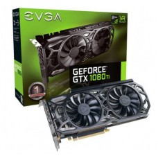 TARJETA DE VIDEO EVGA GTX 1080Ti SC Black Edition GAMING 11GB GDDR5