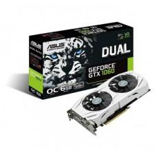 TARJETA DE VIDEO ASUS GTX 1060 DUAL 6GB DDR5
