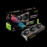 TARJETA DE VIDEO ASUS ROG STRIX GTX 1080 8GB DDR5