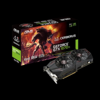 TARJETA DE VIDEO ASUS CERBERUS GTX 1070TI 8GB DDR5