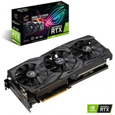 TARJETA DE VIDEO ASUS RTX 2060 ROG STRIX GAMING 6GB DDR6
