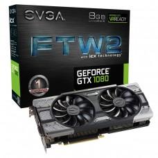 Tarjeta De Video EVGA GTX 1080 FTW2 ICX 8GB DDR5