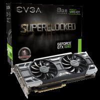 Tarjeta De Video EVGA GTX 1080 SC 8GB DDR5