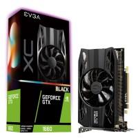 TARJETA DE VIDEO EVGA GTX 1660 BLACK 6GB DDR5