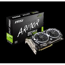TARJETA DE VIDEO MSI GTX 1060 ARMOR 6GB DDR5