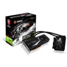 TARJETA DE VIDEO MSI GTX 1070 SEA HAWK X 8GB DDR5
