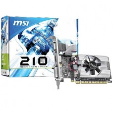 Tarjeta de Video MSI N210 GDDR3 LOW