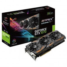 Tarjeta de Video Asus ROG Strix GeForce GTX 1070 8GB GDDR5