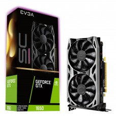 TARJETA DE VIDEO EVGA GTX 1650 SC ULTRA GAMING 4GB DDR5