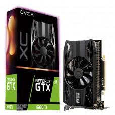 TARJETA DE VIDEO EVGA GTX 1660TI 6GB DDR6