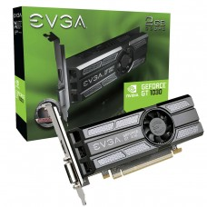 TARJETA DE VIDEO EVGA GT 1030 2GB DDR5 LOW PROFILE