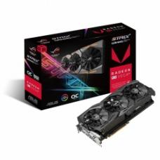 Tarjeta de Video Asus ROG Strix RX  VEGA 56 OC edition 8GB 2048-bit HBM2