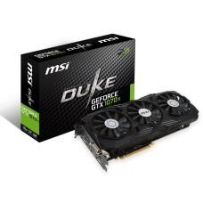 Tarjeta de Video MSI GTX 1070TI DUKE 8GB GDDR5