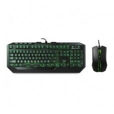 KIT TECLADO Y MOUSE GAMER COOLER MASTER STORM DEVASTATOR (Green Edition)
