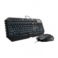 KIT TECLADO Y MOUSE GAMER COOLER MASTER STORM OCTANE 7 LED COLOR