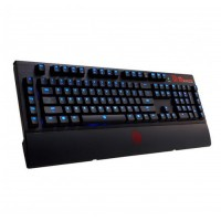 TECLADO THERMALTAKE POSEIDON Z FORGED BLUE SWITCH EDITION MECANICO