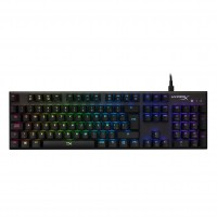 TECLADO MECANICO KINGSTON HYPERX ALLOY FPS RGB