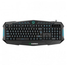 TECLADO GAMEMAX K196A LED 3 COLOR