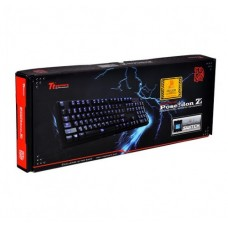 TECLADO THERMALTAKE POSEIDON Z SWITCH BLUE MECANICO