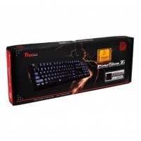TECLADO THERMALTAKE POSEIDON Z SWITCH BROWN MECANICO