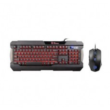 KIT TECLADO Y MOUSE GAMER THERMALTAKE COMMANDER MULTI-LIGHT