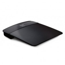 Router inalámbrico N300 Linksys E1200, Wireless-N hasta N300 Mbps, 4 puertos de Fast Ethernet