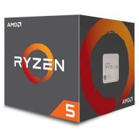 CPU AMD Ryzen 5 2600X 3.6 GHz