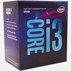 INTEL CPU CORE I3 8100 3.6 GHZ